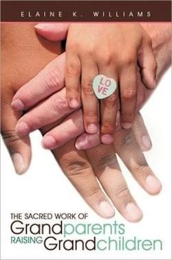 grandparents raising grandchildren book cover