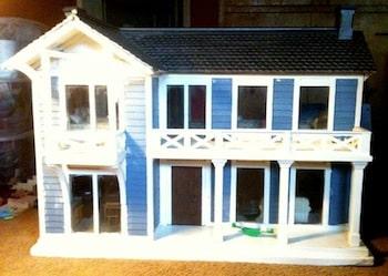 dollhouse exterior
