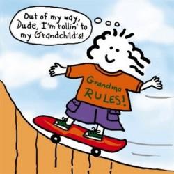 My Grandma Could Do Anything: Children's Books for Hip Grandmas