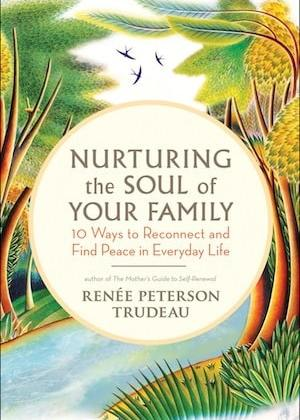 Nurturing the Soul of Your Family book cover