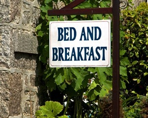 Who Stays at Bed and Breakfasts