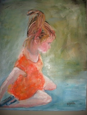 Hailey painting