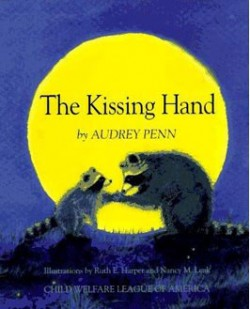 kissing hand cover