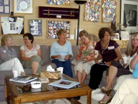 GaGa sisterhood Grandmas meeting