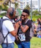 Gagasi FM broadcasting Live at the Idols SA 2019 Auditions
