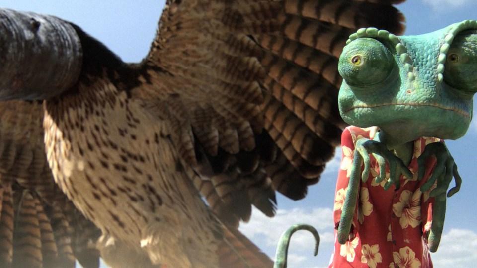 Rovfugle har aldrig været de skarpeste ræve på havnen. (image credit: ILM)