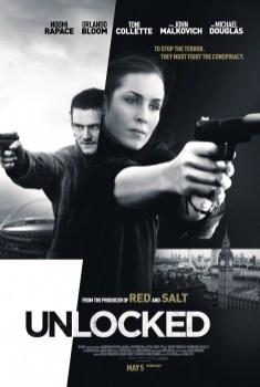 Er vi sikker på at Noomi Rapace var ved bevidsthed, den dag hvor de tog PR billeder til Unlocked?