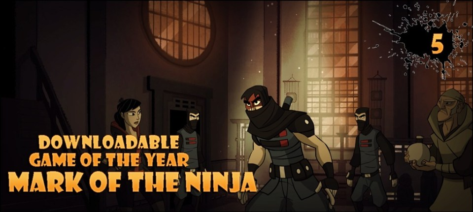Mark of the Ninja goty