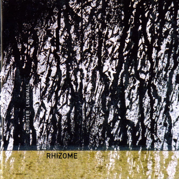 Christer Lindwall Rhizome cd album cover