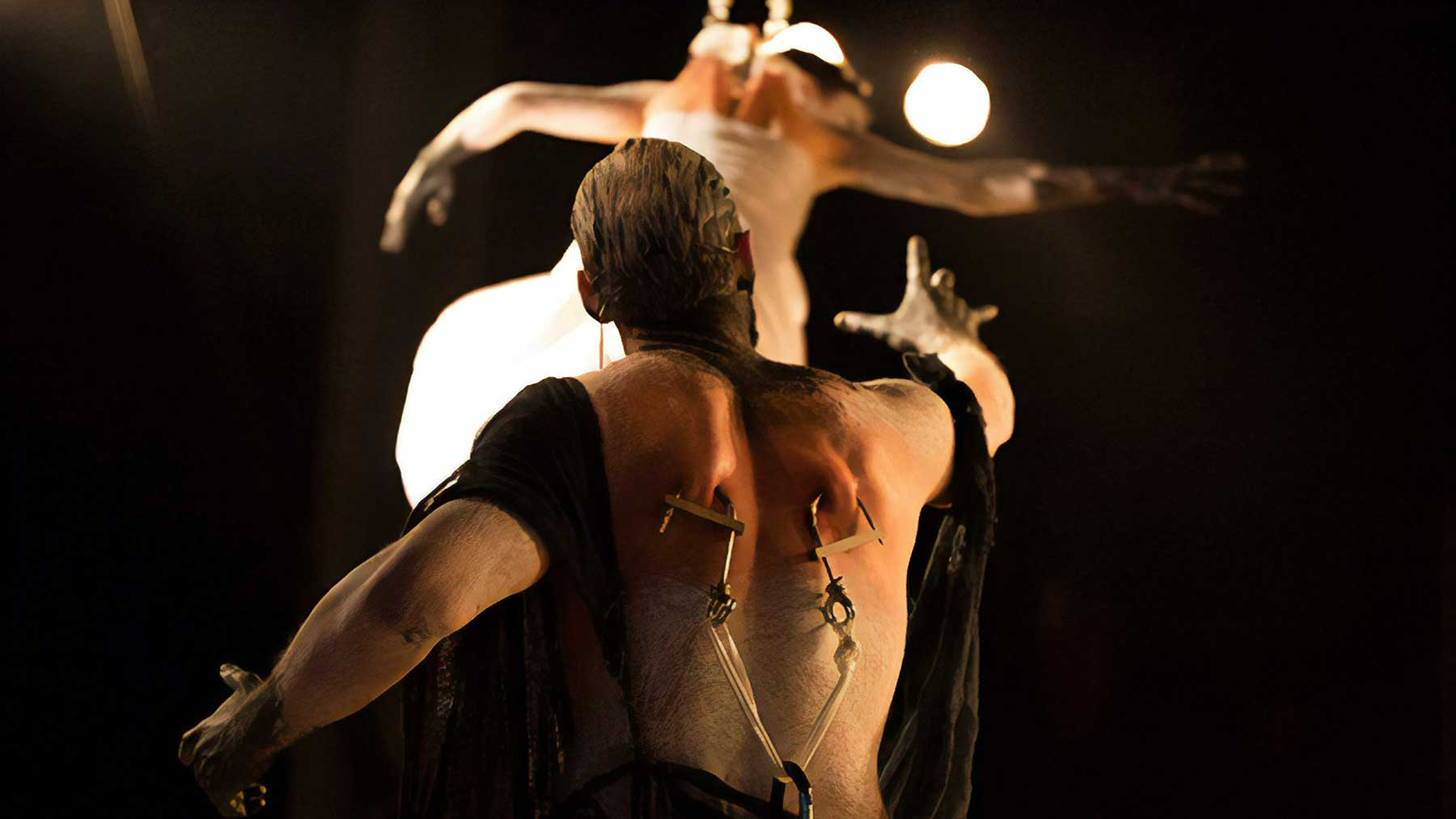 The Man Hanged, foto: Aesthete Photography