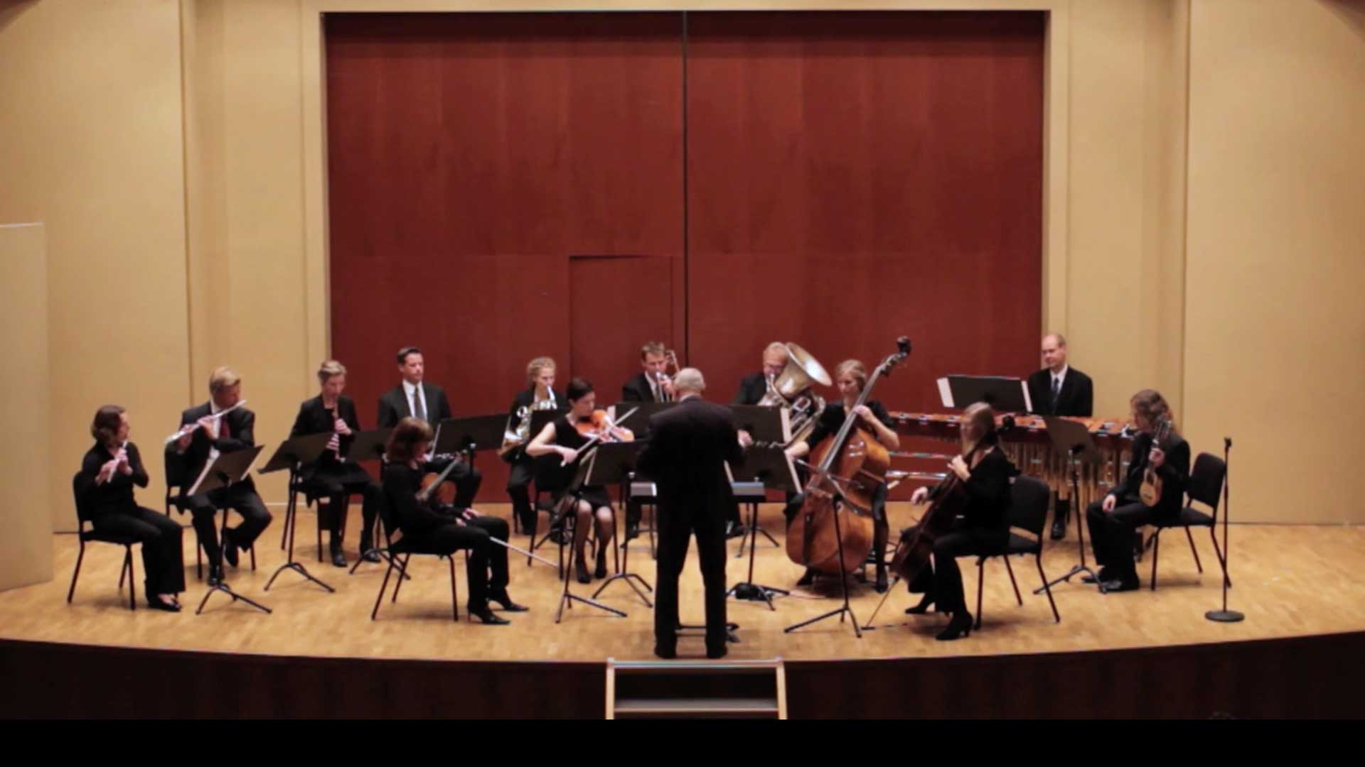 Gageego!-konsert: Kreppa av Örn Alexander Àmundason