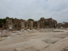 Perge Tempelanlage