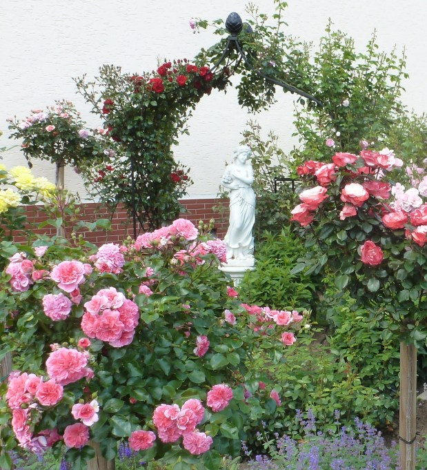 Das Rosengartentor
