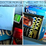 Doctor Mom's Super Dooper Get Well Box: Caring for your Child in University from a Distance