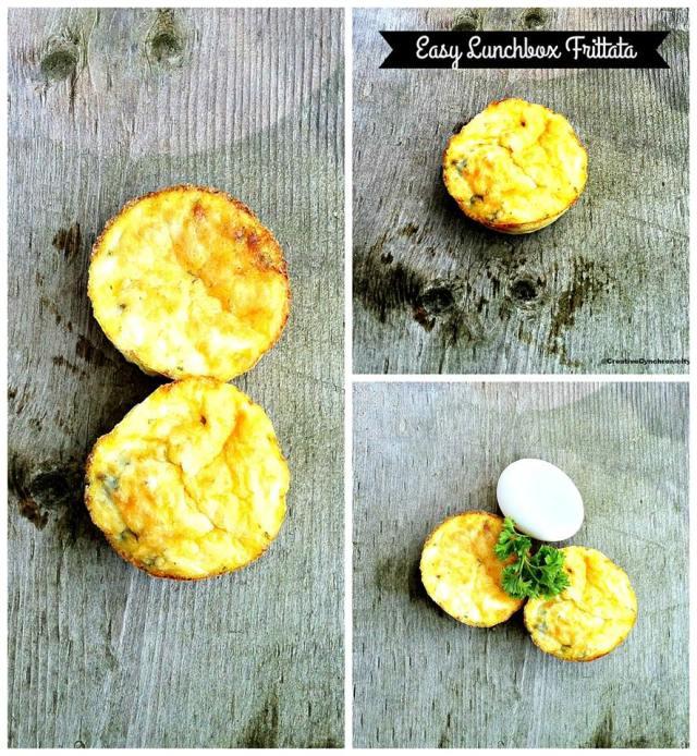 Easy Lunchbox Frittata