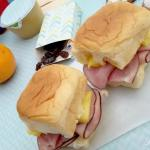 Ham & Pineapple Hawaiian Slider