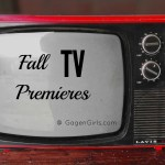 Fall TV Premieres: My Thoughts & Reactions