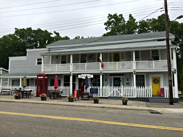 Sparta House Tea Room @ GagenGirls.com