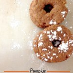 Pumpkin Butterscotch Doughnuts {12 Days of Thanksgiving}
