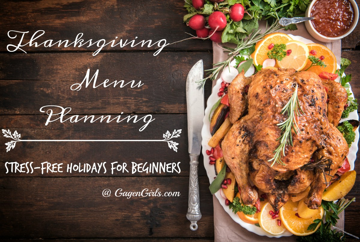 Thanksgiving Menu Planning: Stress-Free Holidays for Beginners