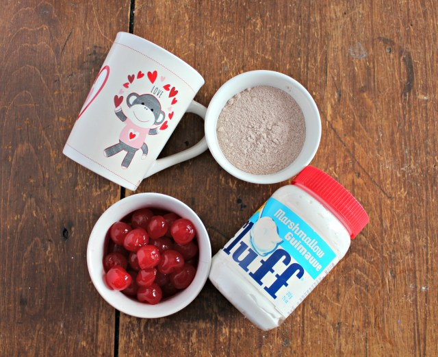 These delicious ingredients can make a super easy, super delicious mug cake - you won't believe it's only 7 SmartPoints!