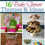 16 Baby Shower Themes and Ideas