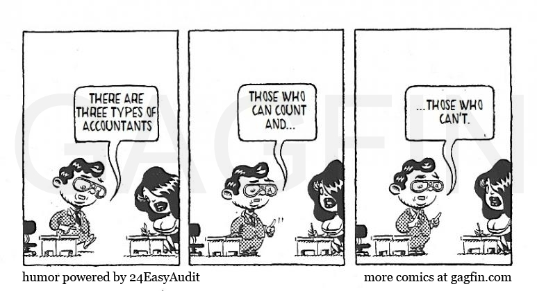 Types of accountants