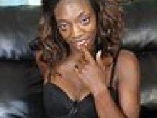 Ghetto Gaggers Carmen Merlot Cock Gagging Black Slut Cum Facial Video