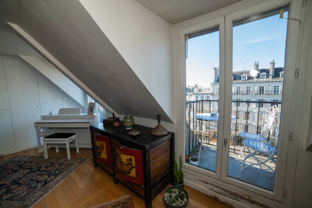 Casa a Parigi