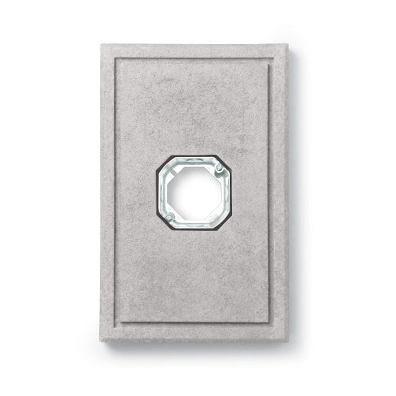 Large Light Fixture Box Gray (other colors available)