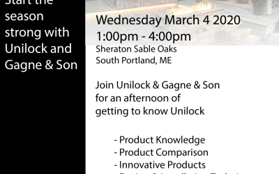 Gagne & Son Presents: Unilock