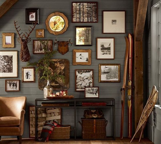 Adorable Cabin Style Ideas For Small House 34