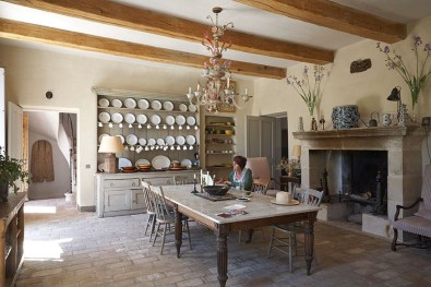 Affordable English Country Kitchen Decor Ideas 25