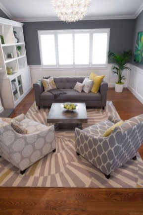 Astonishing Living Room Ideas For Your Apartment 19