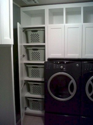 Awesome Laundry Room Organization Ideas You Should Know 15