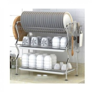 Beautiful Dish Rack Ideas For Your Small Kitchen 01