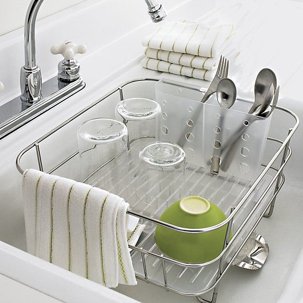 Beautiful Dish Rack Ideas For Your Small Kitchen 10