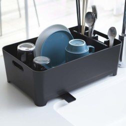 Beautiful Dish Rack Ideas For Your Small Kitchen 43