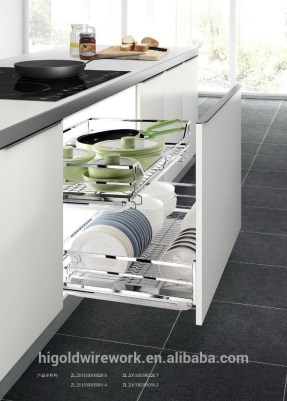 Beautiful Dish Rack Ideas For Your Small Kitchen 47
