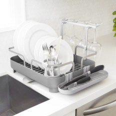 Beautiful Dish Rack Ideas For Your Small Kitchen 50