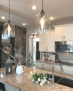 Beautiful Kitchen Lighting Ideas To Upgrade Your Design 48