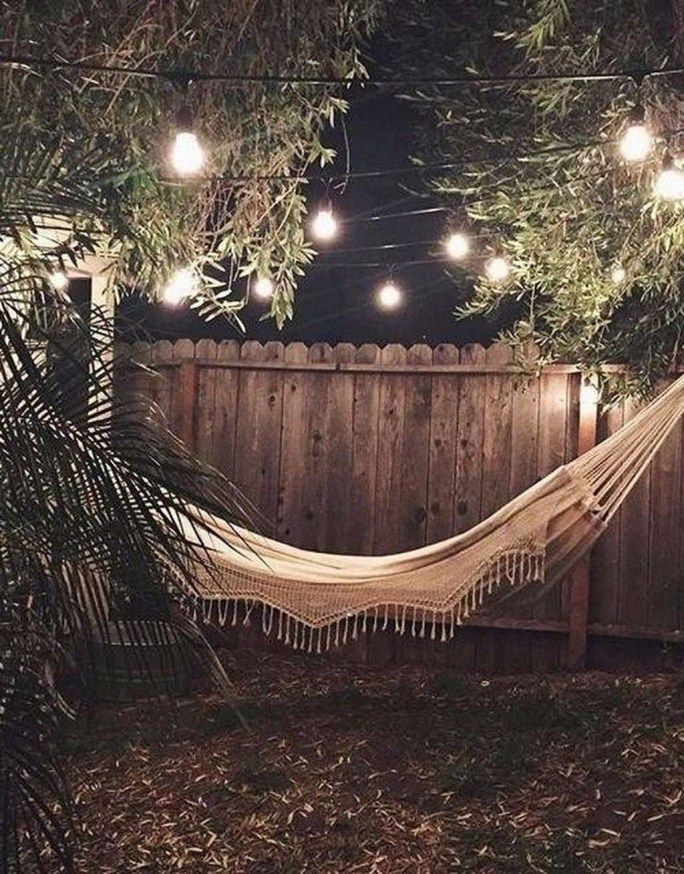 Brilliant Hammock Ideas For Backyard 10