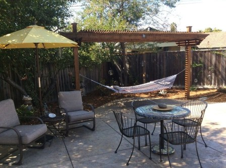 Brilliant Hammock Ideas For Backyard 11