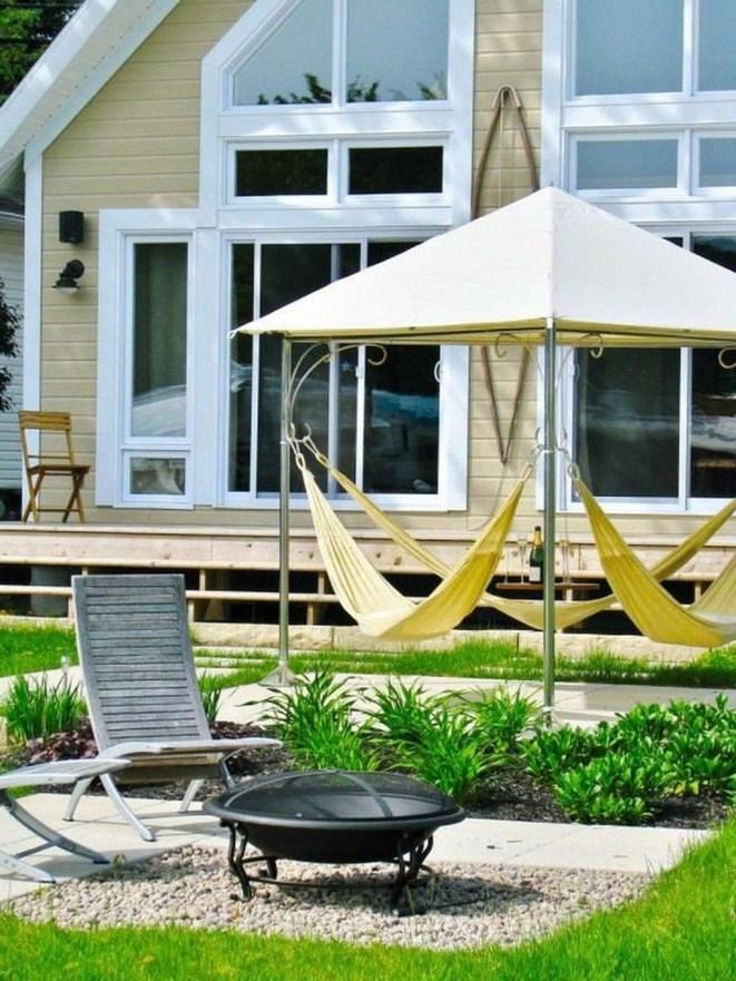 Brilliant Hammock Ideas For Backyard 15
