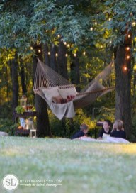 Brilliant Hammock Ideas For Backyard 21