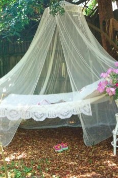 Brilliant Hammock Ideas For Backyard 24