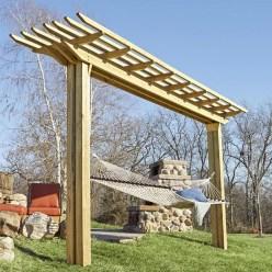 Brilliant Hammock Ideas For Backyard 26