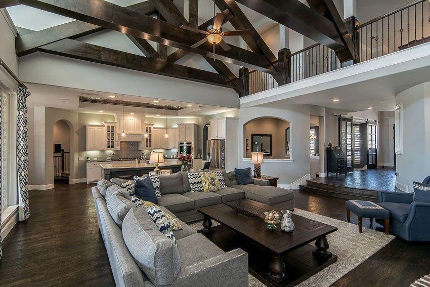 Fascinating Interior Decoration Ideas With Floors 58
