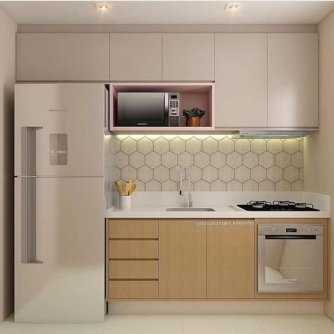 Modern Kitchen Design Ideas For Small Area 24
