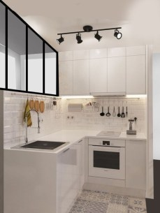 Modern Kitchen Design Ideas For Small Area 29
